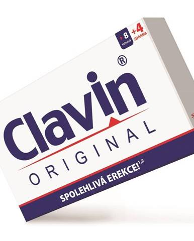 Clavin Original 12 kapsúl