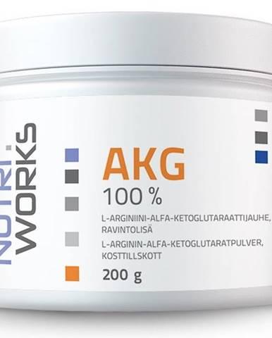 NutriWorks AKG 100 % 200 g