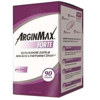 ArginMax Forte pre ženy 90 kapsúl