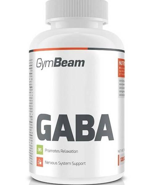 GymBeam GABA - GymBeam 120 kaps.