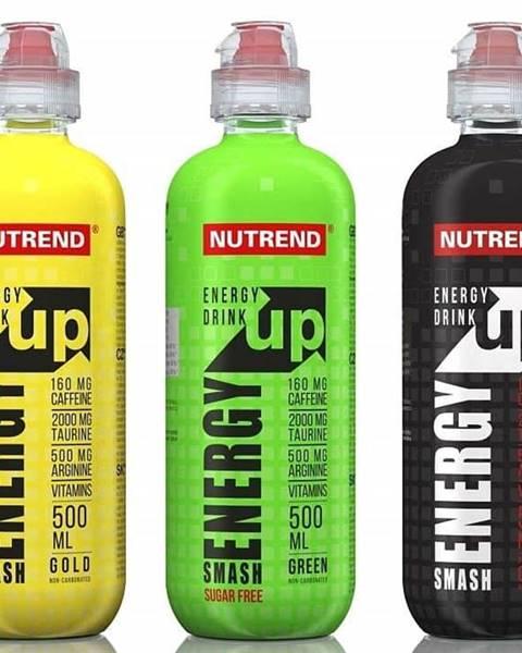 Nutrend Nutrend Smash Energy Up 500 ml Cola (s cukrem) 500 ml