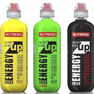Nutrend Smash Energy Up 500 ml Cola (s cukrem) 500 ml