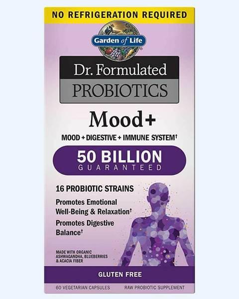 Garden of life Dr. Formulated Probiotika pro zlepšení nálady