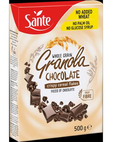 Sante Granola 500 g čokoláda