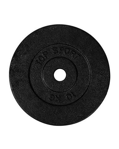 Liatinový kotúč Top Sport Castyr 10 kg