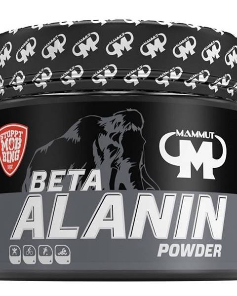Mammut Nutrition Beta Alanin Powder - Mammut Nutrition 300 g
