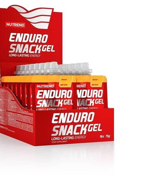 Nutrend EnduroSnack Gel sáčok - Nutrend 16 x 75 g Apricot