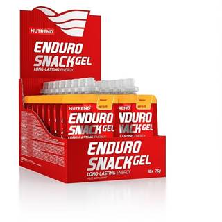 EnduroSnack Gel sáčok - Nutrend 16 x 75 g Apricot