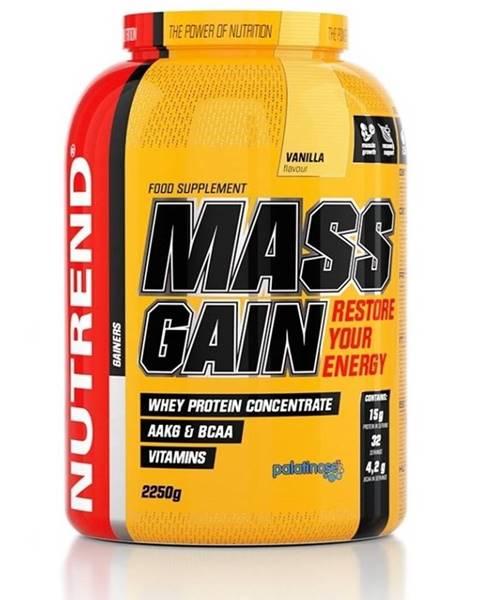 Nutrend Mass Gain - Nutrend 2250 g Banán