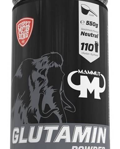 Glutamin Powder - Mammut Nutrition 550 g