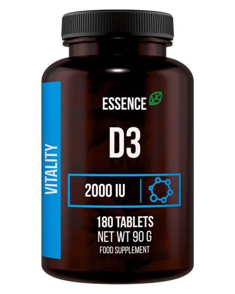 Essence Nutrition D3 2000 - Essence Nutrition 180 tbl.