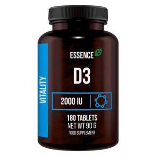 D3 2000 - Essence Nutrition 180 tbl.