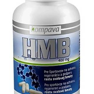 HMB - Kompava 100 kaps