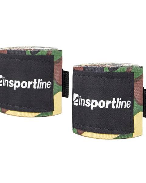 Insportline Boxerská bandáž inSPORTline Disfarko 3,5 m camo