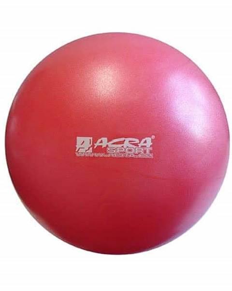 Acra ACRA Míč OVERBALL 30 cm, červený