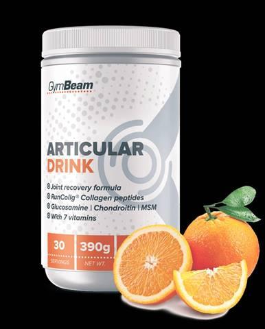 GymBeam Articular Drink 390 g pomaranč