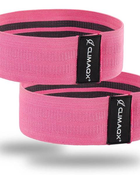 Climaqx Climaqx Posilňovacia guma Booty Band Pink