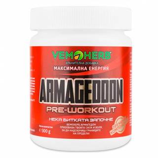 VemoHerb Armageddon 300 g čučoriedka