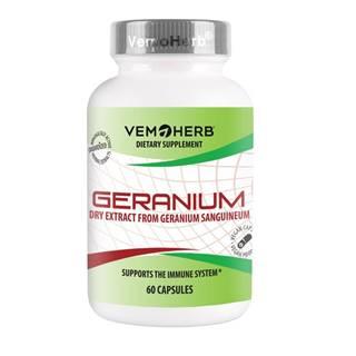 Vemoherb Geranium 60 kaps.