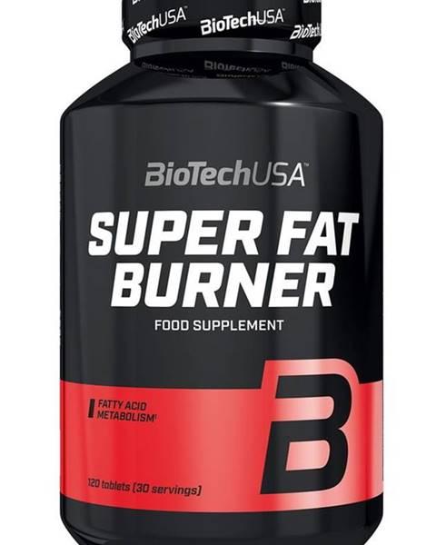Biotech USA Super Fat Burner - Biotech USA 120 tbl.