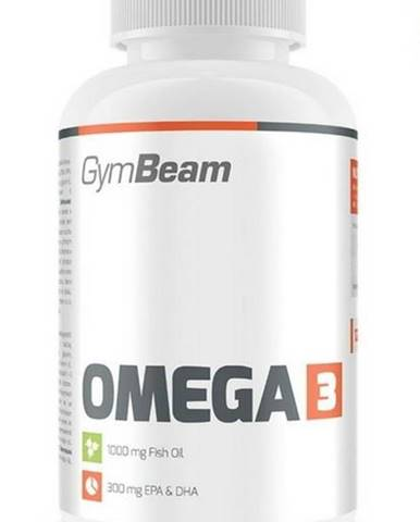 Omega 3 - GymBeam 120 kaps.