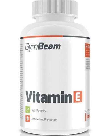 Vitamin E - GymBeam 60 kaps.
