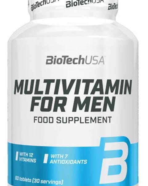 Biotech USA Biotech Multivitamín for Men 60 tabliet