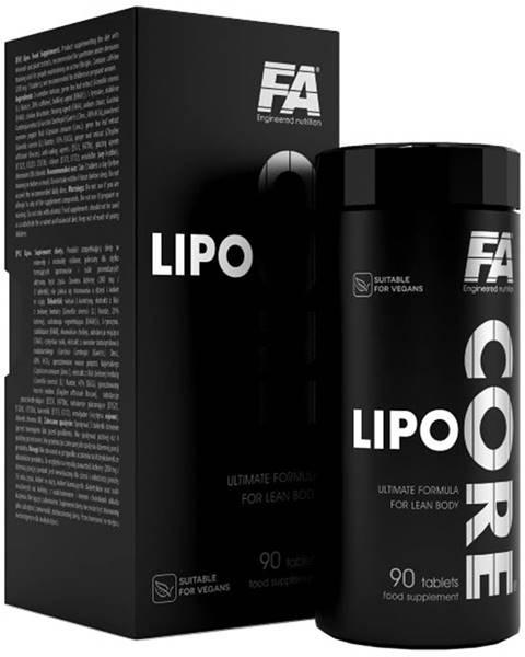 Fitness Authority Fitness Authority Lipo Core 120 kapsúl