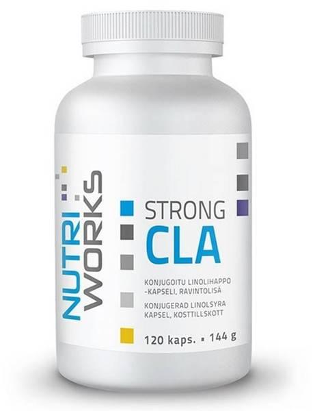 NutriWorks NutriWorks CLA Strong 120 kapsúl