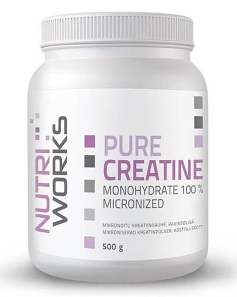 NutriWorks Nutriworks Pure Creatine Monohydrate 500 g