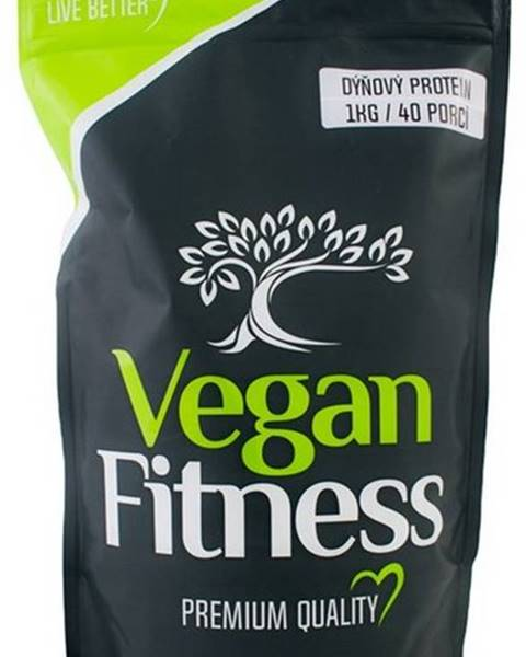 Vegan Fitness Vegan Fitness Tekvicový Protein 1000 g