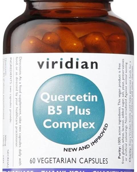 Viridian Viridian Quercetin B5 Plus Complex 60 kapsúl