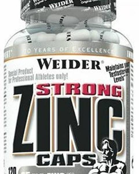 Weider Weider Zinc Strong Caps 120 kapsúl