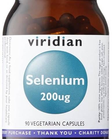 Viridian Selenium 200 μg 90 kapsúl