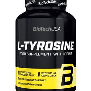 Biotech L-Tyrosine 100 kapsúl
