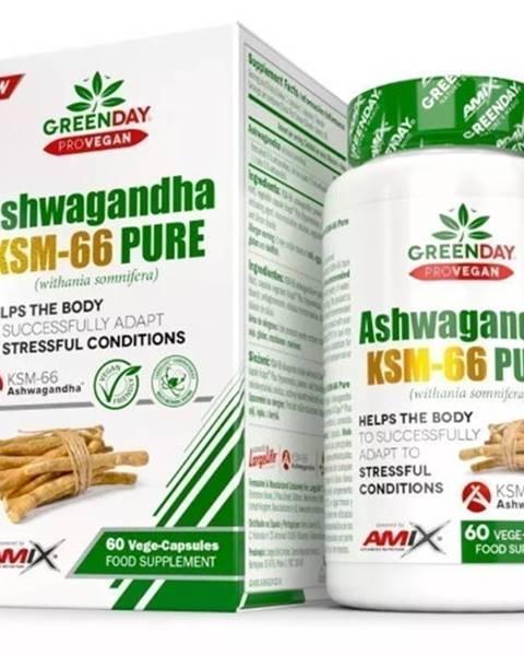 Amix Nutrition Amix Nutrition Amix ProVegan Ashwagandha KMS-66 Pure 60 kapsúl