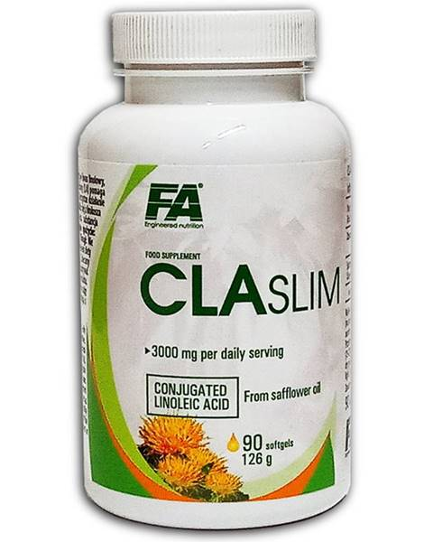 Fitness Authority Fitness Authority CLA Slim 90 kapsúl