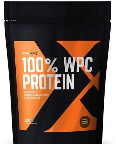Vitalmax 100% WPC Protein 2200 g variant: vanilka