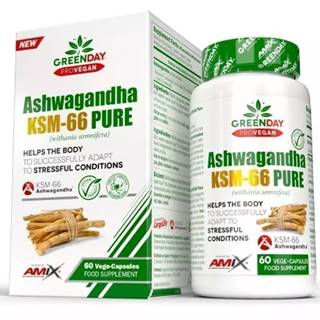 Amix Nutrition Amix ProVegan Ashwagandha KMS-66 Pure 60 kapsúl