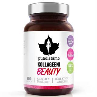 Puhdistamo Collagen Beauty (Kolagénové peptidy Verisol) 60 kapsúl