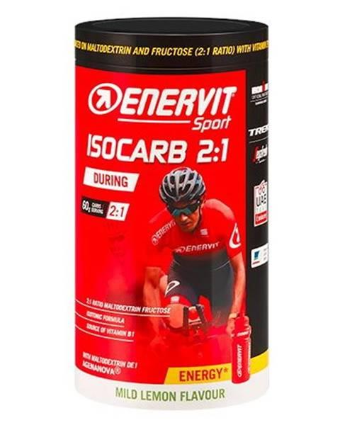 Enervit Enervit Isocarb 2 : 1 650 g variant: citrón