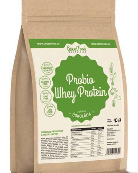 GreenFood GreenFood Probio Whey protein 750 g variant: čokoláda