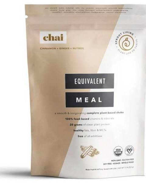 Sprout Living Sprout Living Epic Complete Organic Meal Chai 65 g