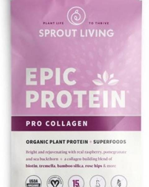 Sprout Living Sprout Living Epic proteín organic Pre Collagen 28 g