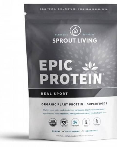 Sprout Living Sprout Living Epic proteín organic Real Sport 494 g