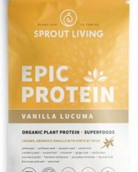 Sprout Living Sprout Living Epic proteín organic Vanilka a Lucuma 35 g