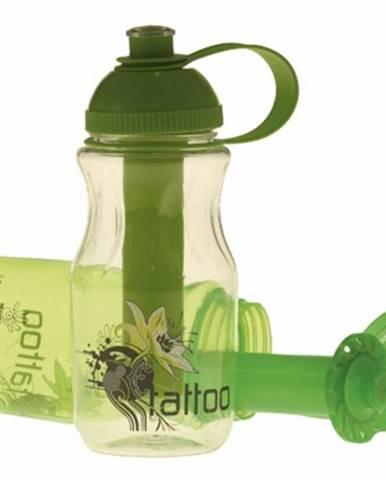 Madmax Fľaša s chladením Tattoo MFA710 500 ml variant: zelená