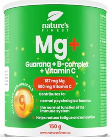 Nutrisslim Magnesium + Guarana + B - Complex + Vitamín C 150 g