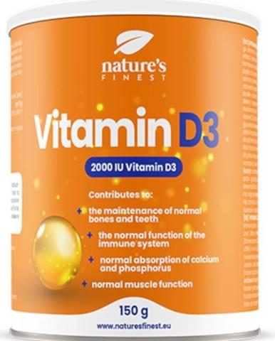 Nutrisslim Vitamín D3 2000 iu 150 g