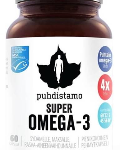 Puhdistamo Super Omega 3 60 kapsúl